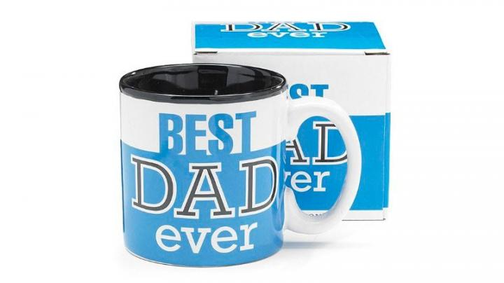 Caneca Best Dad Ever