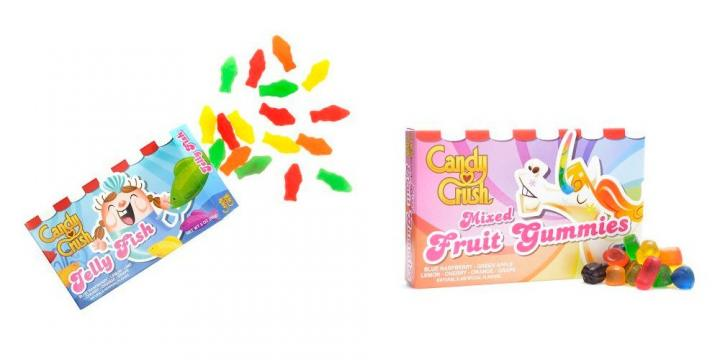 Doces do Candy Crush Saga