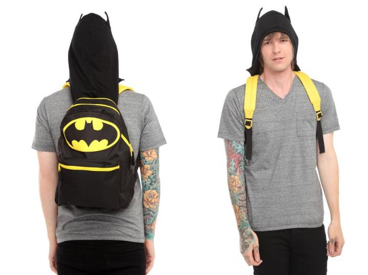 Mochila do Batman