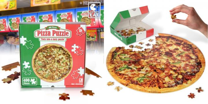 Puzzle Take-Away - Pizza